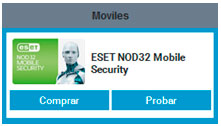 ESET Nod32 Mobile Security para moviles - Soluciones Globales