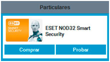 ESET Nod32 Smart Security para particulares - Soluciones Globales